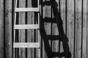Volksgeloof ladder