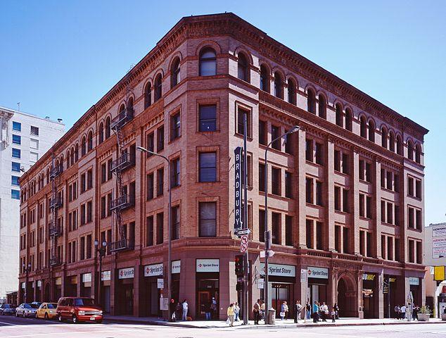 Pepper Kay Bradbury Building