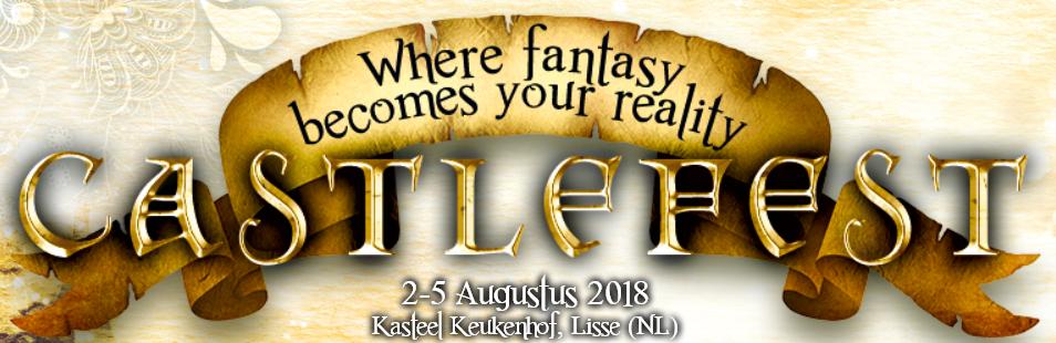 Castlefest 2018 logo