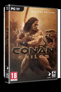 Conan Exiles packshot 2D