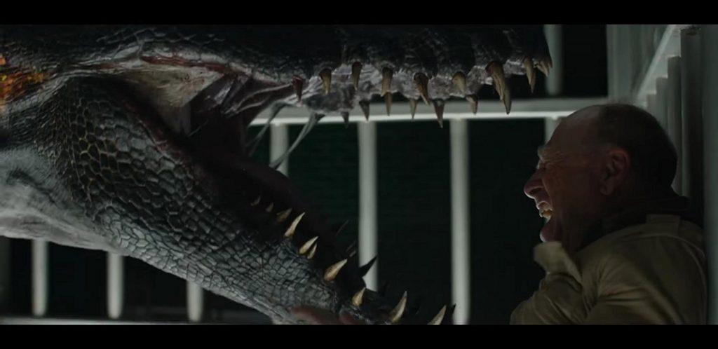 Jurassic World: Fallen Kingdom Hap