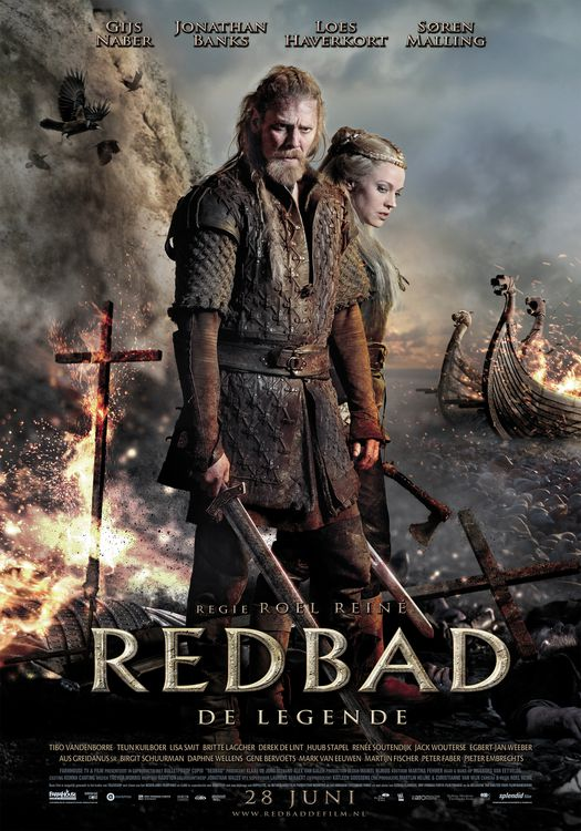 Redbad filmposter