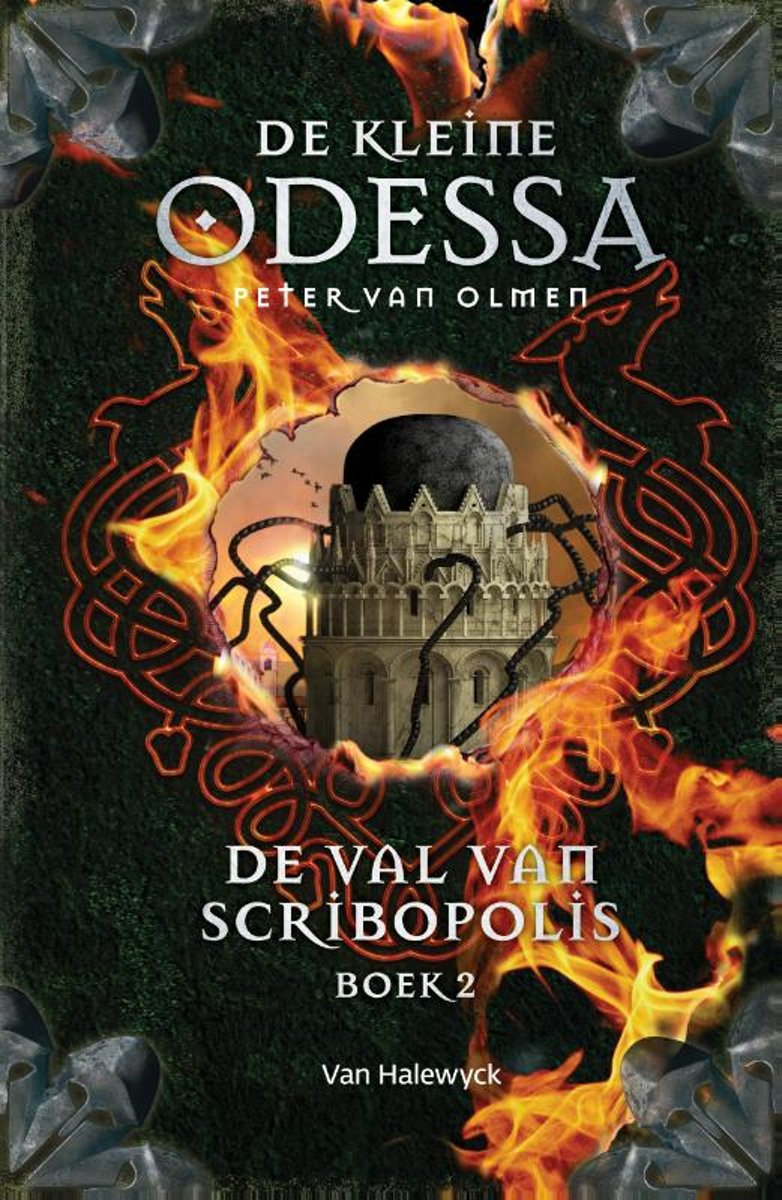 Boek - De val van Scribopolis - boek 2