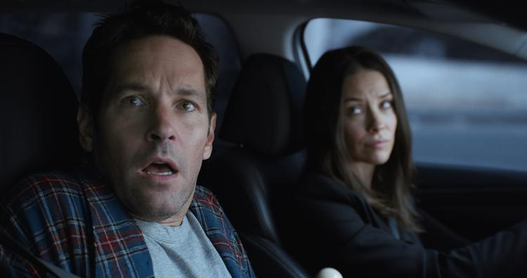 Ant-Man and the Wasp Scott en Hope