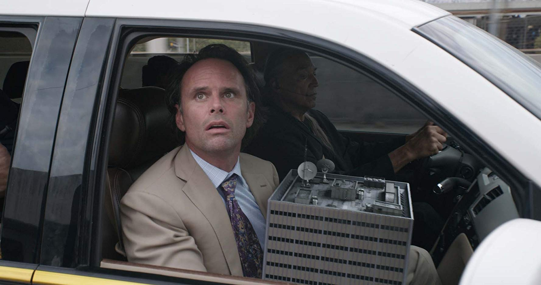 Ant-Man and the Wasp Goggins