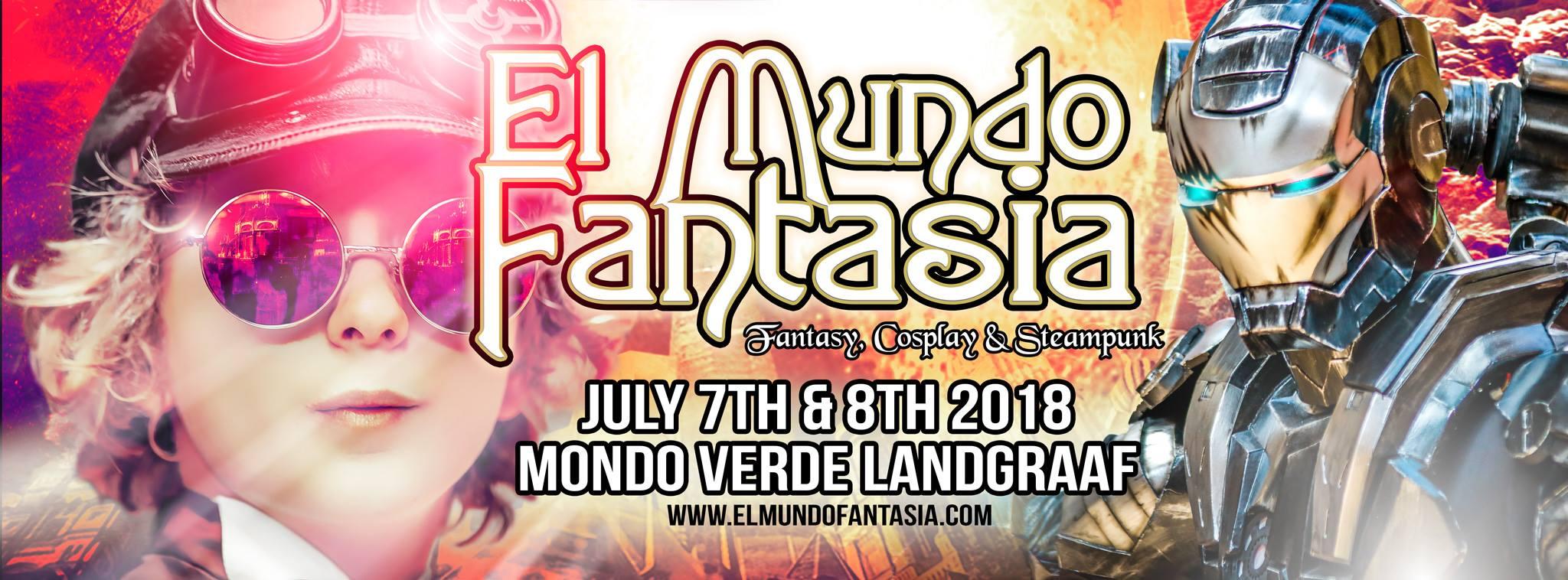 El Mundo Fantasia 2018 banner
