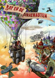 boek - Bay en de Piraenauten cover