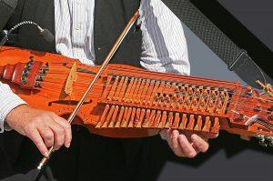 Fantasize interview met Koen P.H. Romeijn - nyckelharpa