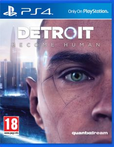 Detroit: Become Human packshot