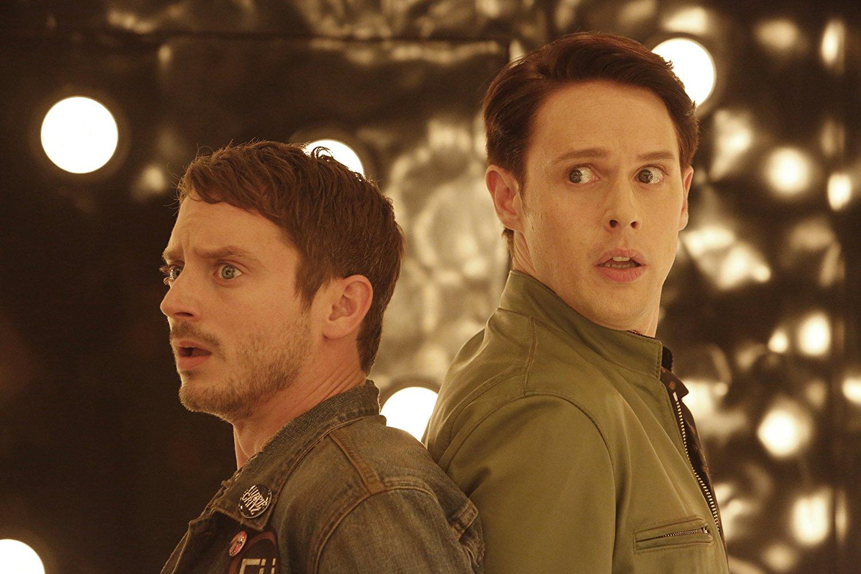 Dirk Gently's Holistic Detective Agency Todd en Dirk