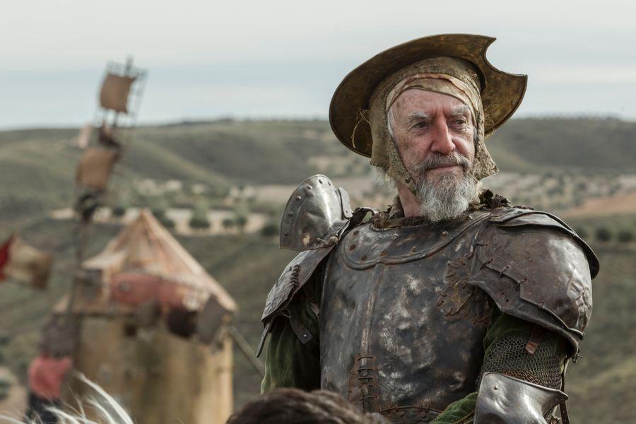 The Man Who Killed Don Quixote-winactie Don Quixote