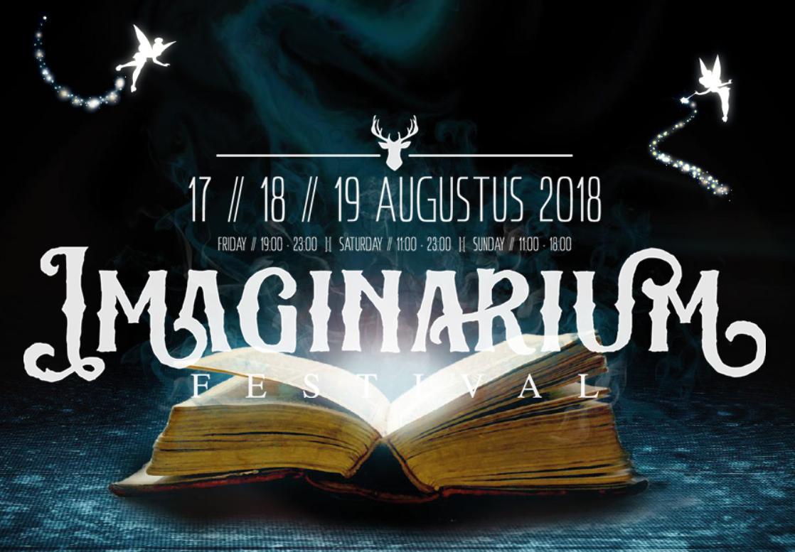 Imaginarium Festival 2018 logo