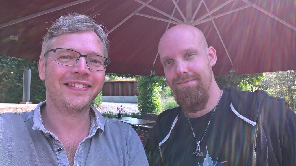 Fantasize interview met Koen Romeijn - Jeroen en Koen