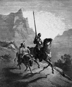 The Man Who Killed Don Quixote Dore