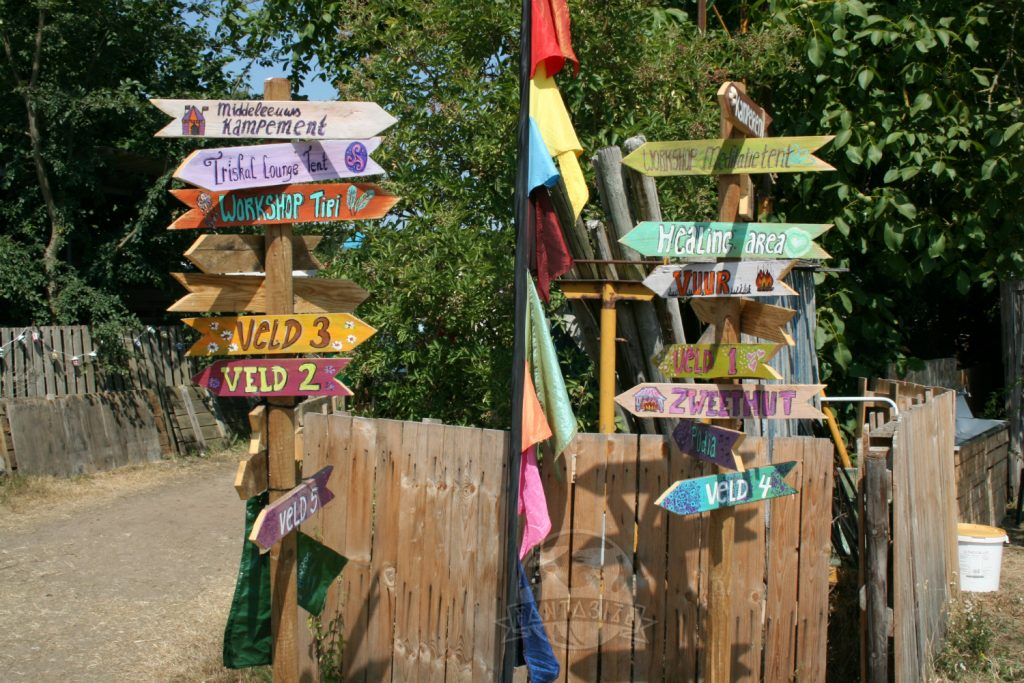 Mystical Fantasy Fair 2018 sfeerverslag route