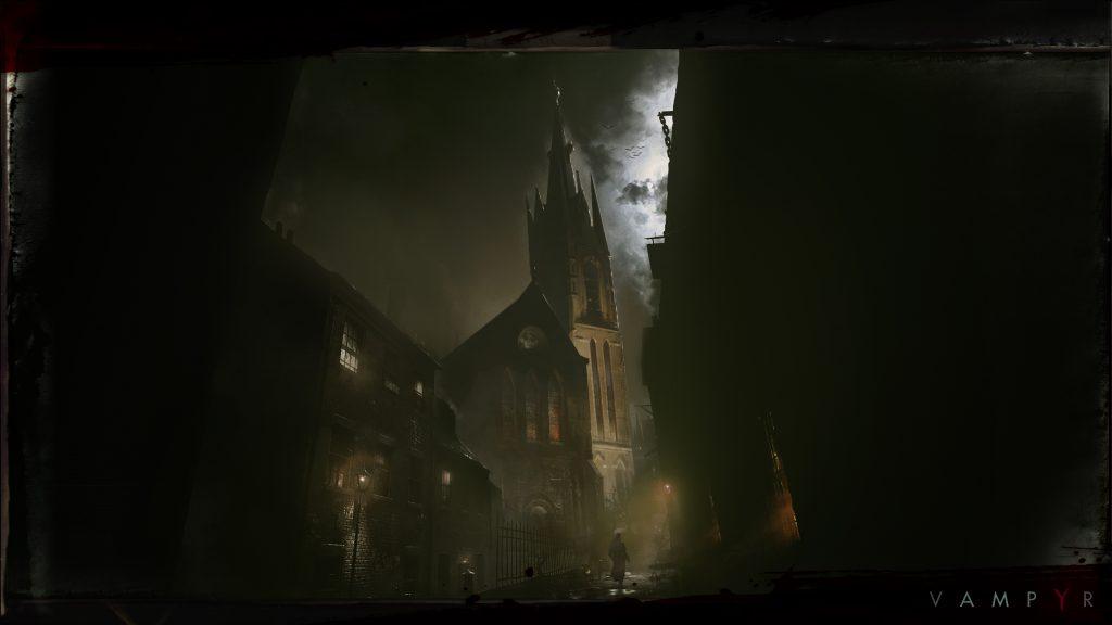 Vampyr Londen