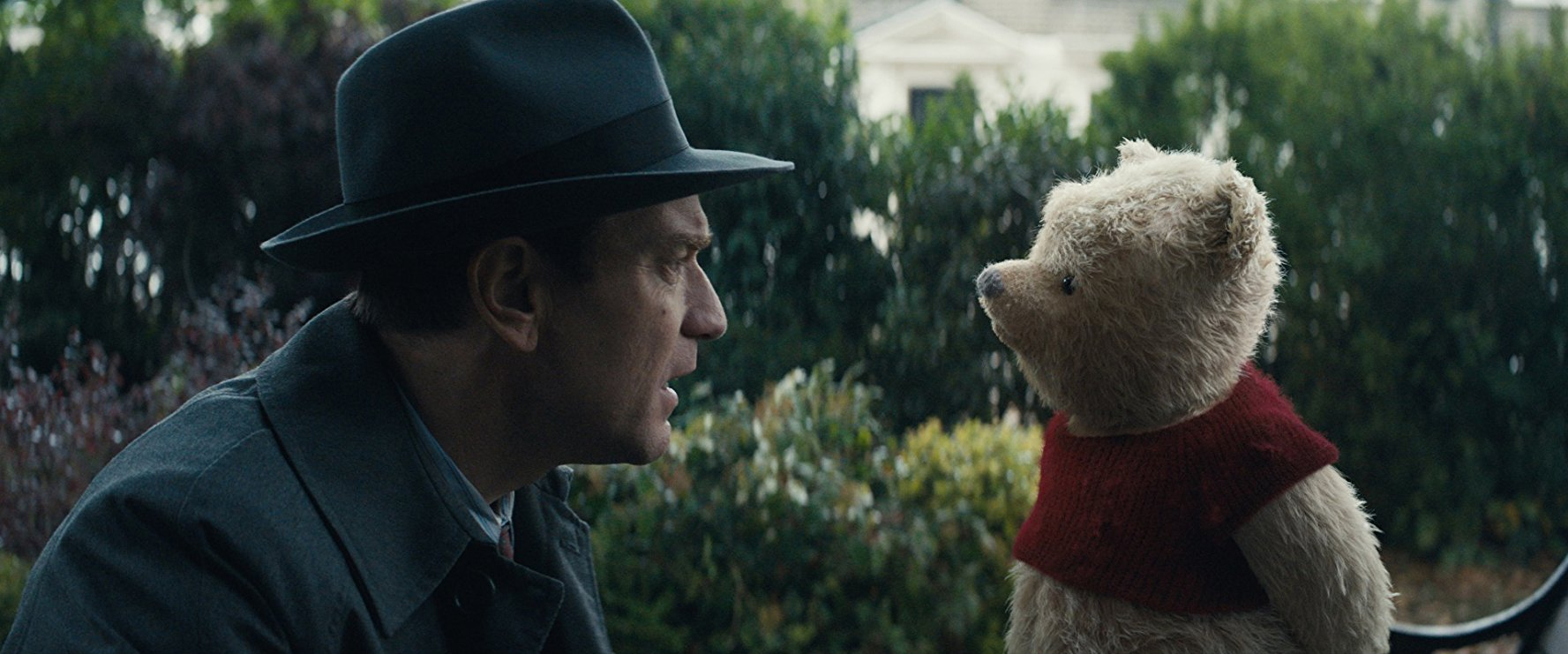 Modern Myths Christopher Robin en Pooh