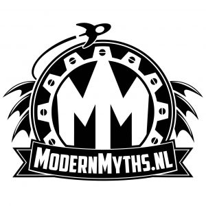 Modern Myths logo Eerbetoon aan Fantasize