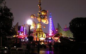Steampunk Tomorrowland