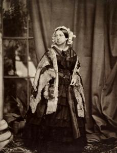 Steampunk Queen Victoria