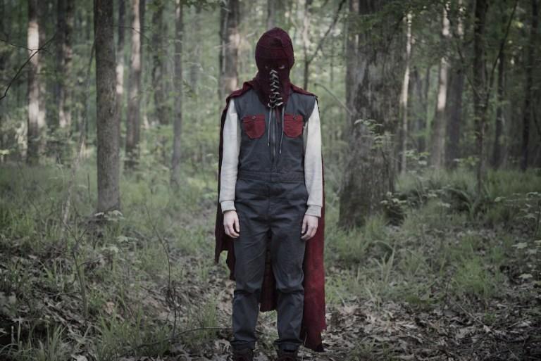 Brightburn in het bos