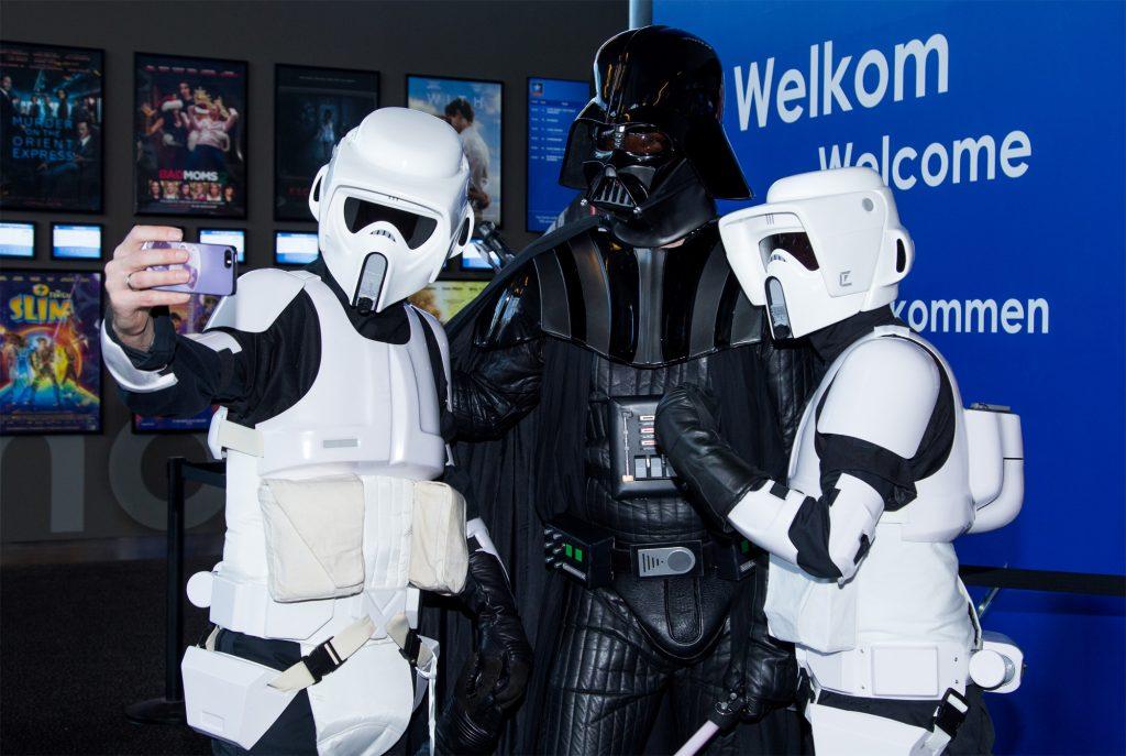Star Wars Echo Base Charity Con 2019 Modern Myths Selfies