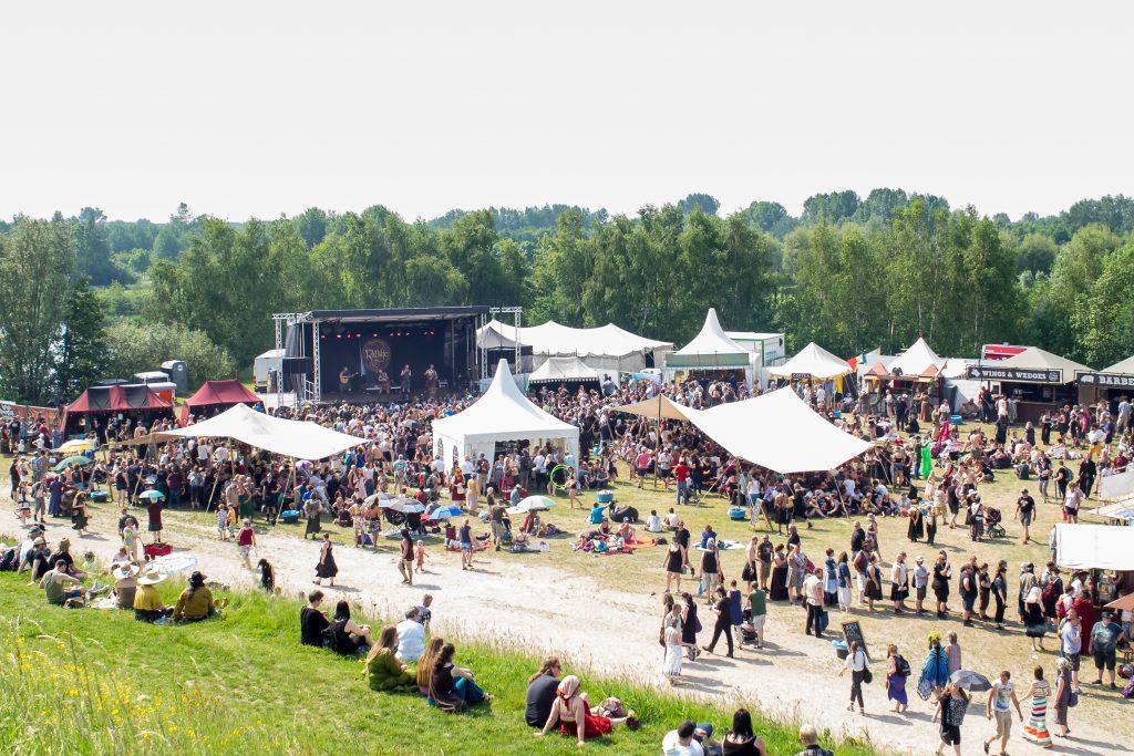 Keltfest 2019 festivalterrein