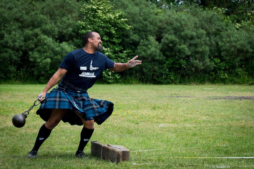 Keltfest 2019 Highland Games
