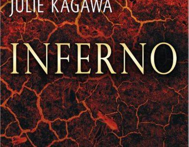 Julie Kagawa Inferno cover
