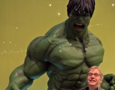 Modern Myths Jeroen en Hulk uitsnede