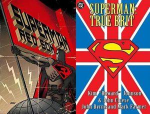 Brightburn Superman Red Son True Brit