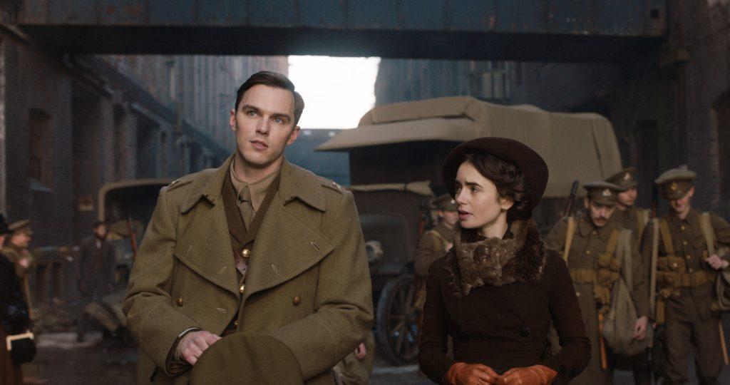 Tolkien en zijn vrouw