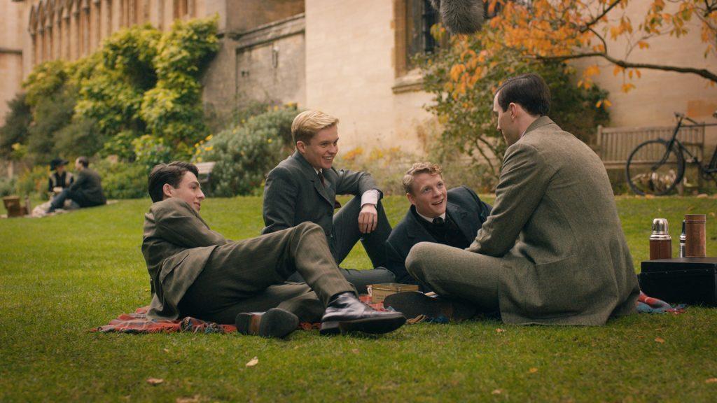 Tolkien en zijn vrienden