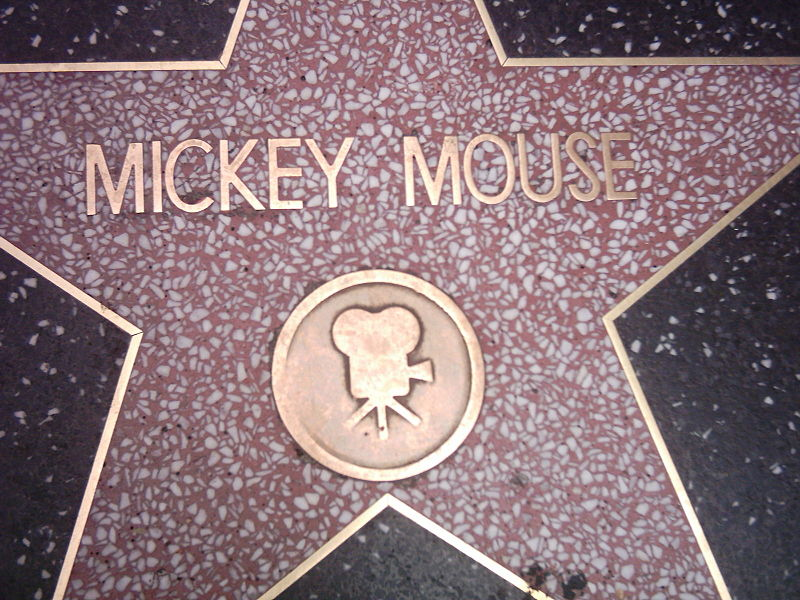 Modern Myths Nieuws 2019 - Week 25: Mickey Mouse op de Walk of Fame