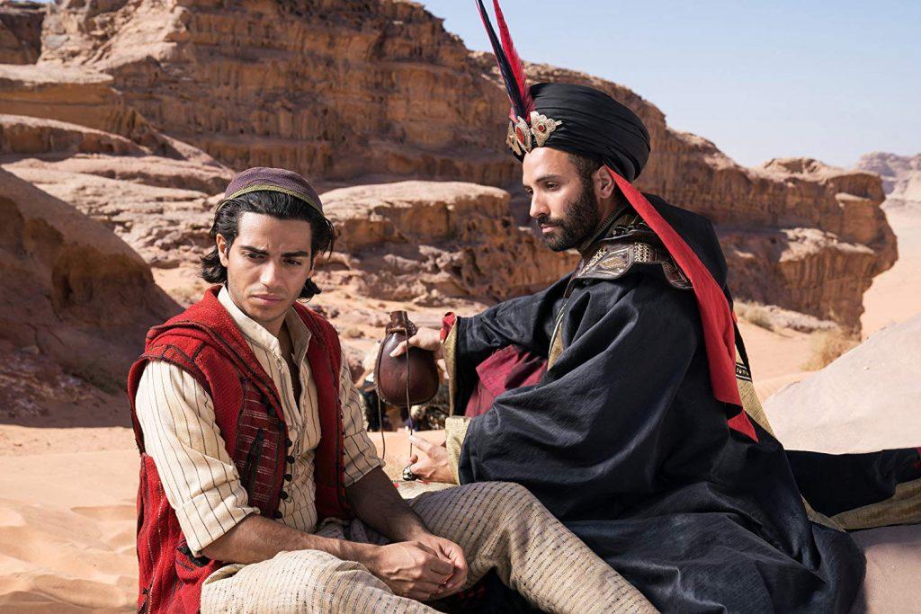 Aladdin en Jafar