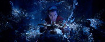 Aladdin en de lamp