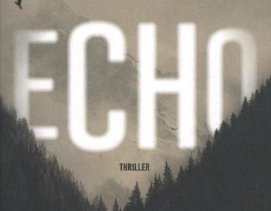 Echo Thomas Olde Heuvelt Cover uitsnede