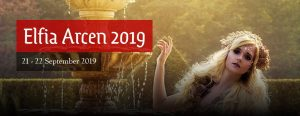 Elfia Arcen 2019 logo
