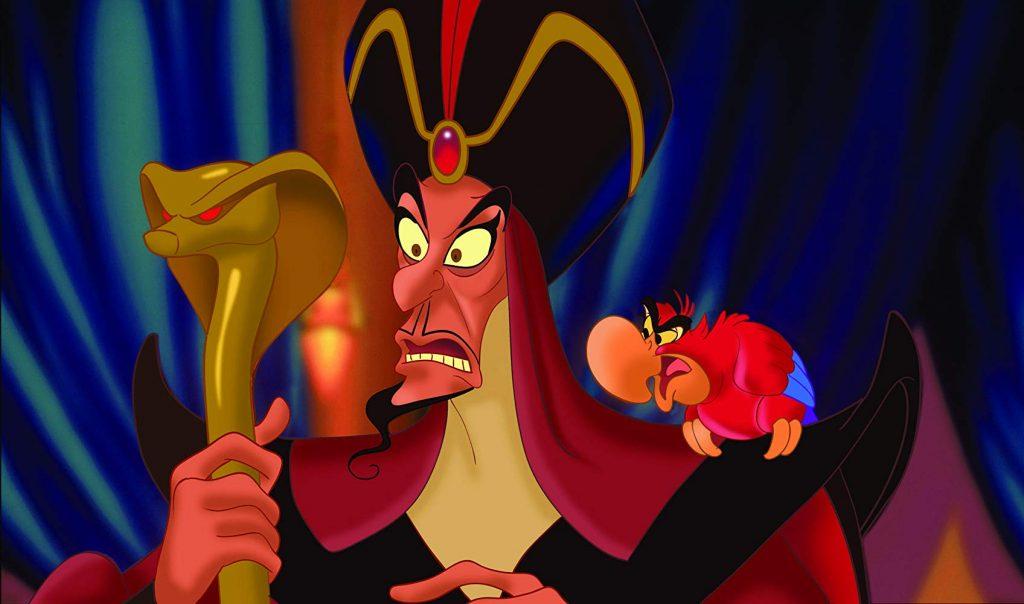 Aladdin: 10 verschillen - Jafar