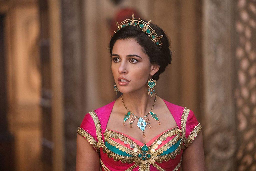 Aladdin: 10 verschillen - Jasmine