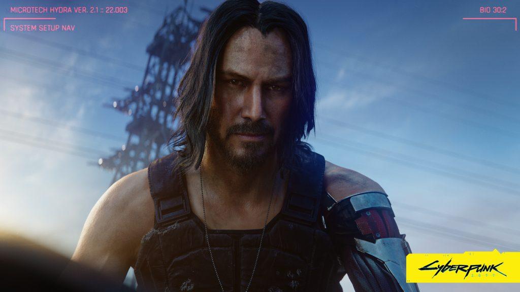 Modern Myths Nieuws 2019 - Week 24 Keanu Reeves Cyberpunk 2077