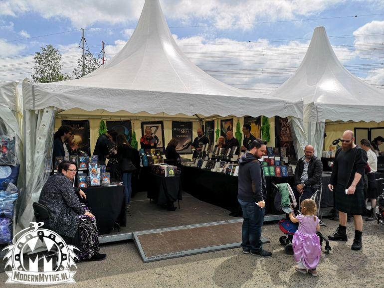 Modern Myths sfeerverslag: Keltfest 2019 Zilverbron Zilverspoor