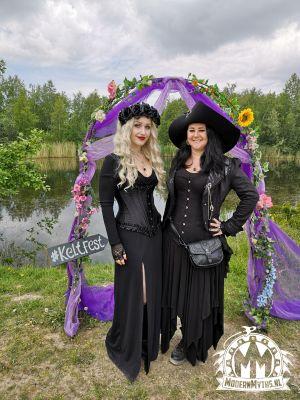 Modern Myths sfeerverslag: Keltfest 2019 Gothic zusjes