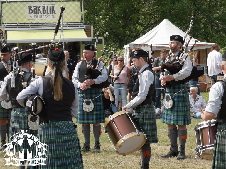 Modern Myths sfeerverslag: Keltfest 2019 Continental Bagpipe Competition
