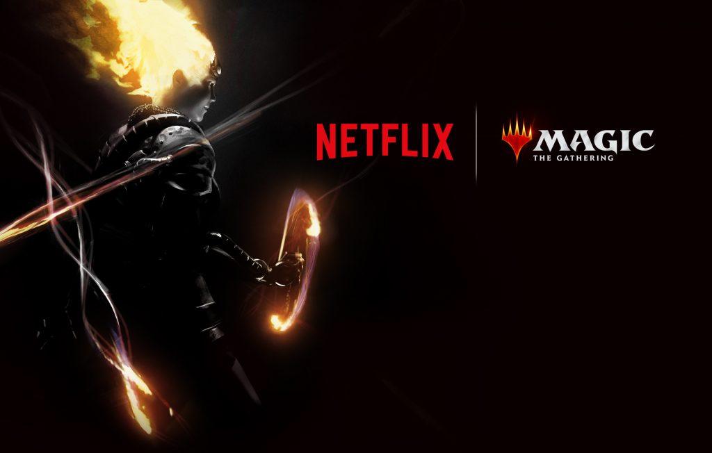 Modern Myths Nieuws 2019 - Week 23 Magic: The Gathering Netflix
