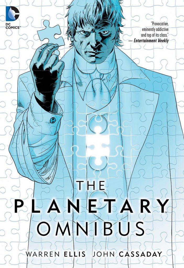 Johan Klein Haneveld – Mijn 5 favoriete Amerikaanse SF-strips: Planetary
