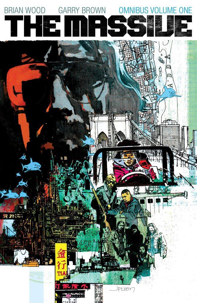 Johan Klein Haneveld – Mijn 5 favoriete Amerikaanse SF-strips: The Massive