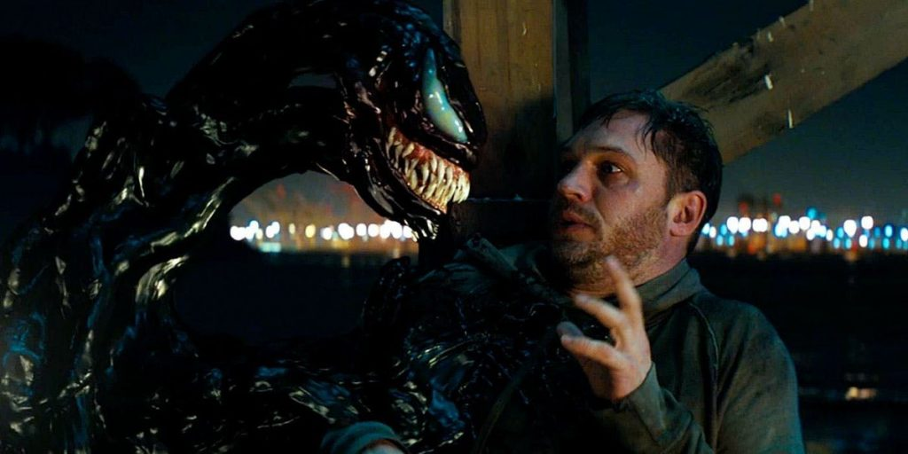 Modern Myths Nieuws 2019 - Week 25: Tom Hardy in Venom