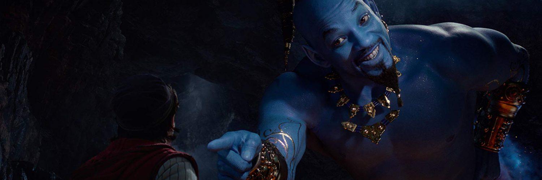 Aladdin - Will Smith als genie