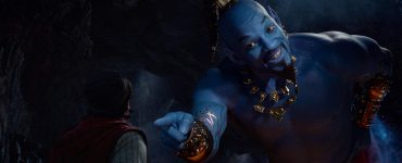 Aladdin - Will Smith als genie